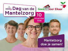 Mantelzorger, 10 november is uw dag