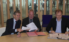 Beheerovereenkomst Parkmanagement Prisma en Weg & Land ondertekend