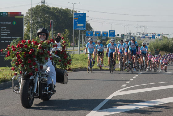 Mooie opbrengst Ride for the Roses