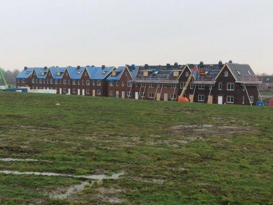 Bouw MorgenWoningen in rap tempo