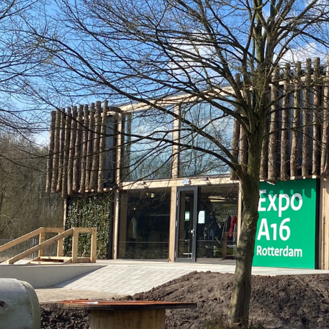 Expo A16 Rotterdam weer open